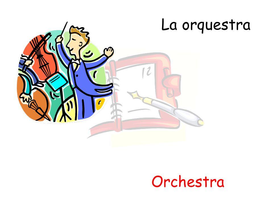 La orquestra Orchestra