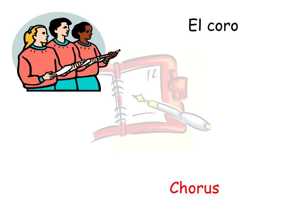 El coro Chorus
