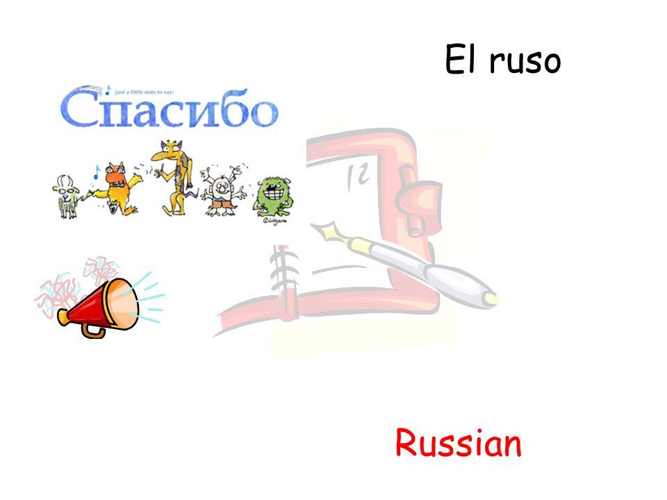 El ruso Russian