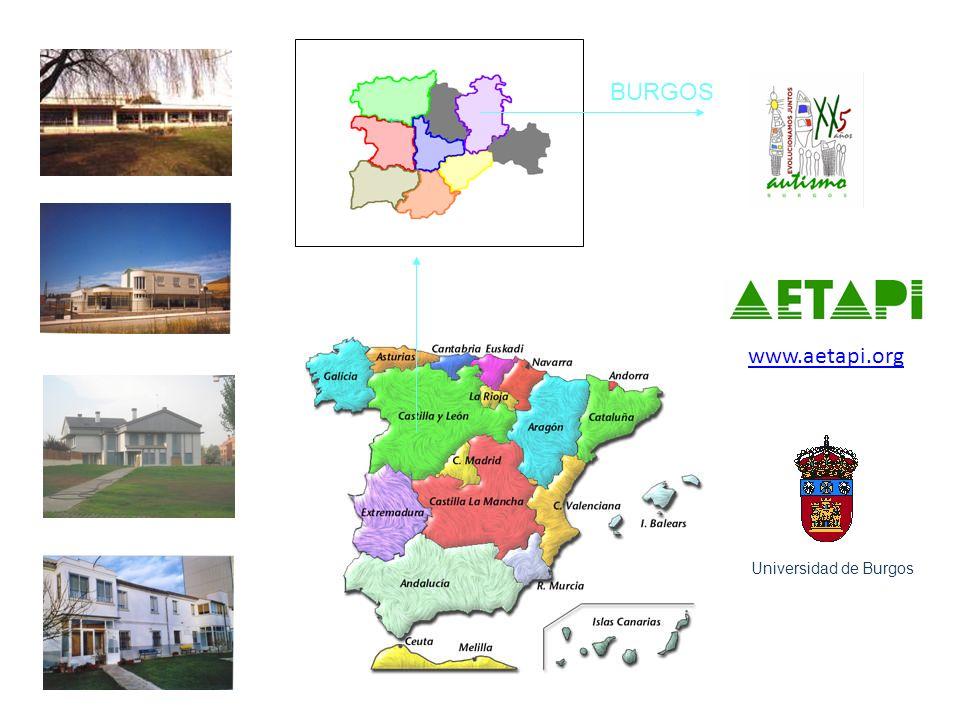 BURGOS www.aetapi.org Universidad de Burgos