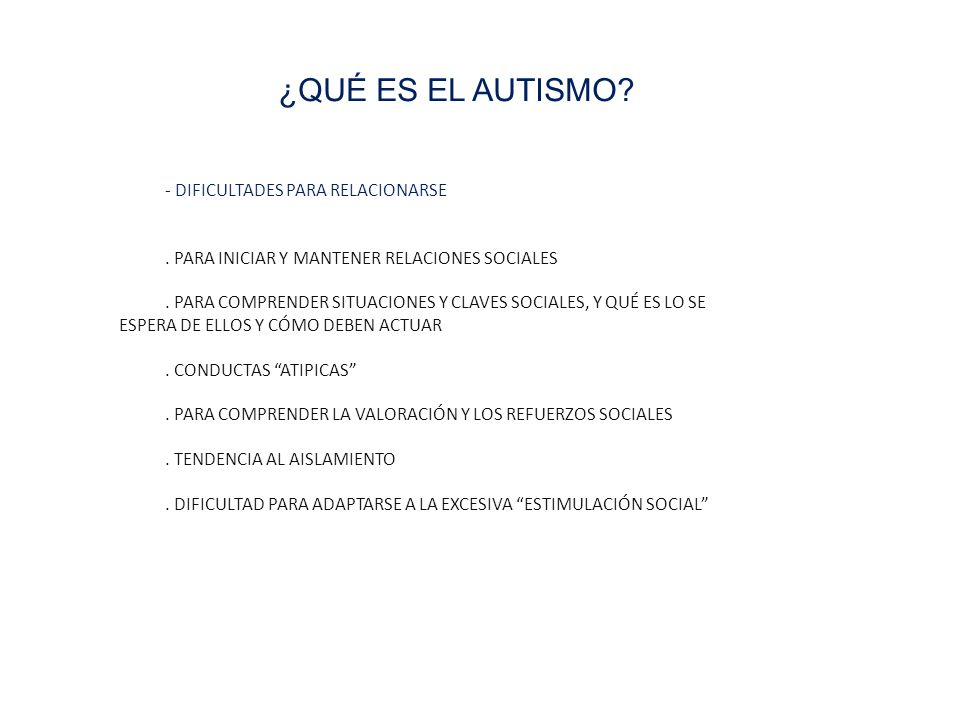 Revisión de tratamientos del autismo www.autismspeaks.org Best Practices for Designing and Delivering Effective Programs for Individuals with Autistic Spectrum Disorders