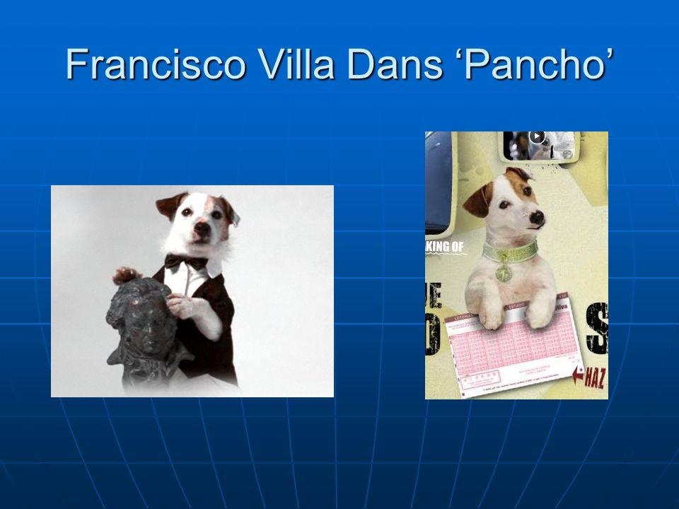 Francisco Villa Dans Pancho