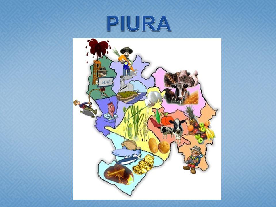 Piura (fundada como San Miguel de Piura) es una ciudad del norte del Per ú, capital de la Región Piura.