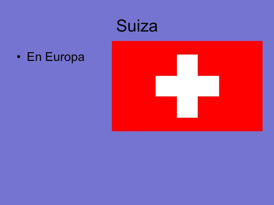 Suiza En Europa