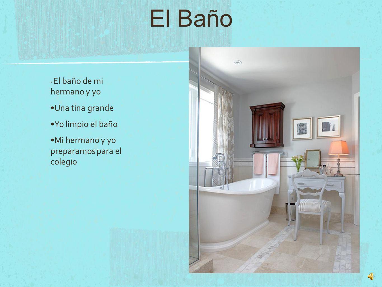 Mi Habitación Mi habitación Una cama Un estante Yo arreglo mi cuarto y colgo la ropa Yo hago mi tarea y duermo aqui