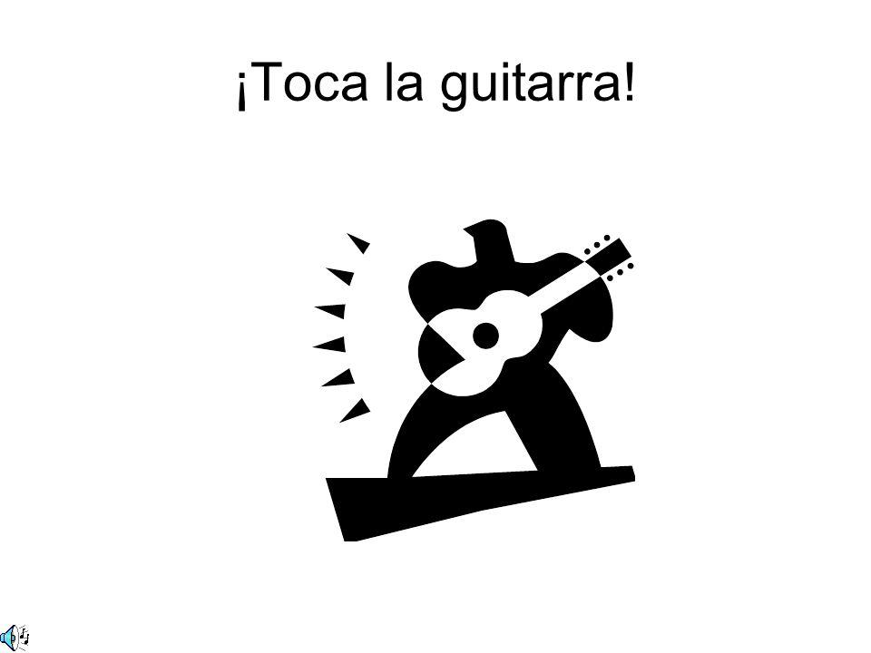 ¡Toca la guitarra!