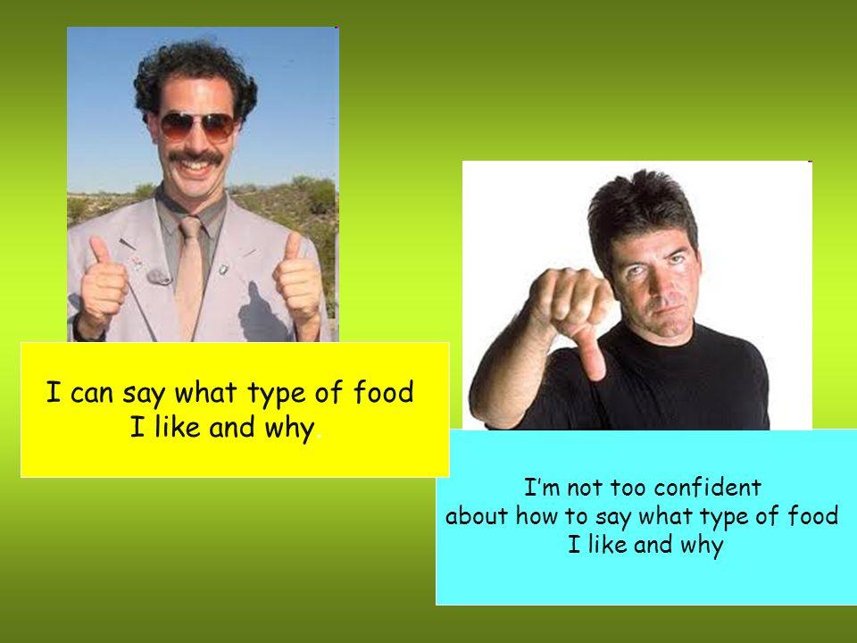 The answers! 1. La fruta sabrosa 2. Los huevos nutritivos 3. Los perritos calientes grasientos 4. La sopa picante 5. Las sardinas saladas