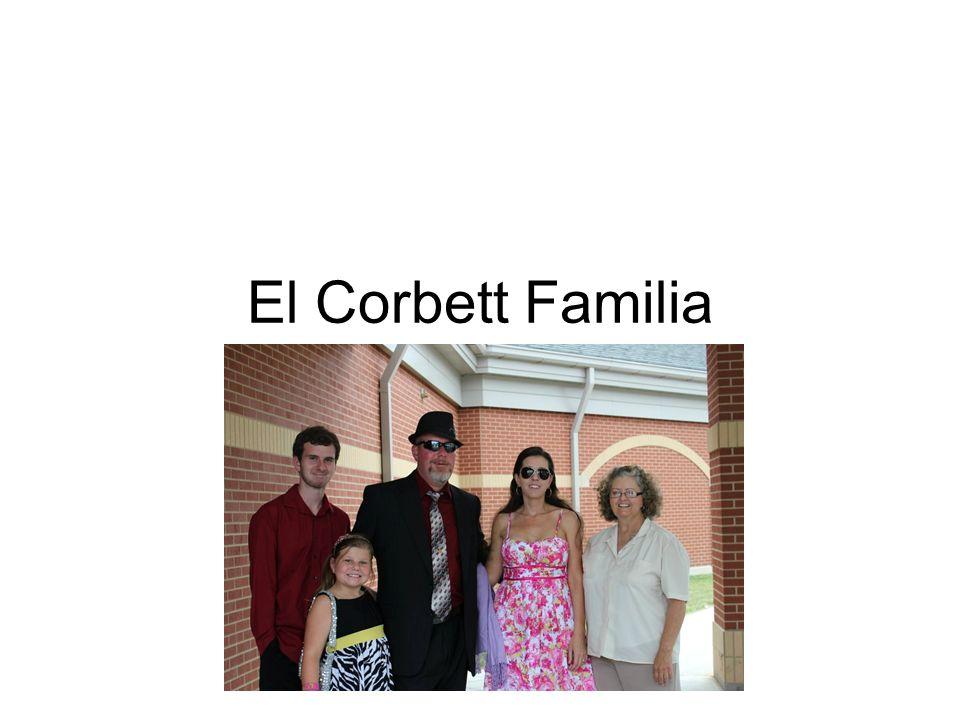 El Corbett Familia