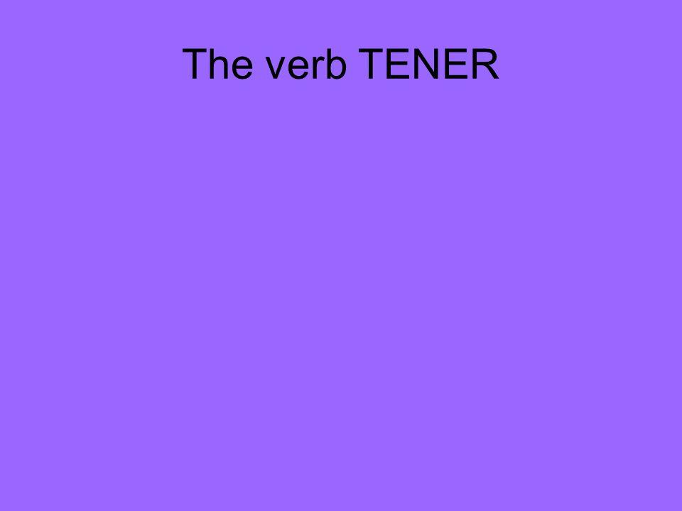 ¡Repasemos.Whats an infinitive verb?.