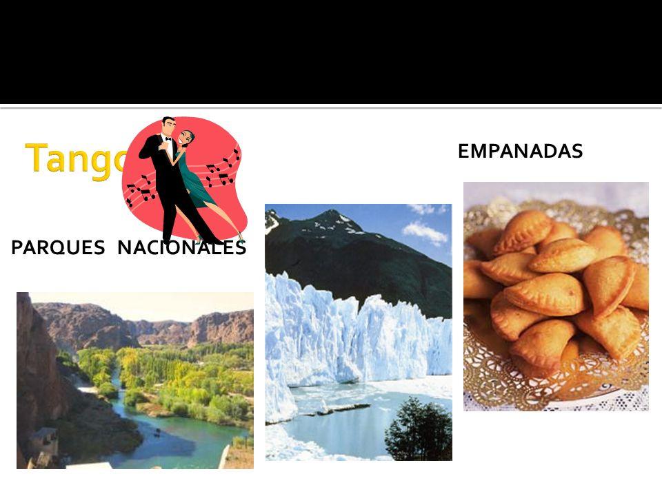 PARQUES NACIONALES EMPANADAS