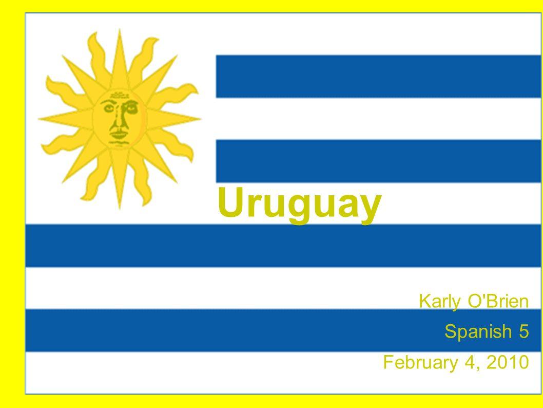 Uruguay Karly O Brien Spanish 5 February 4, 2010