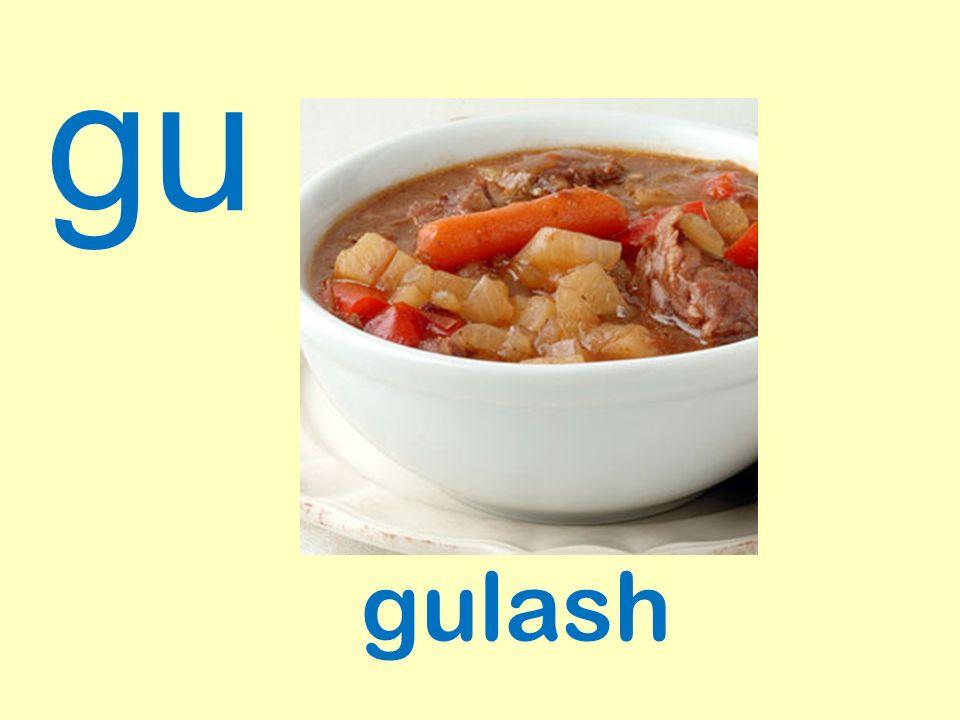 gu gulash
