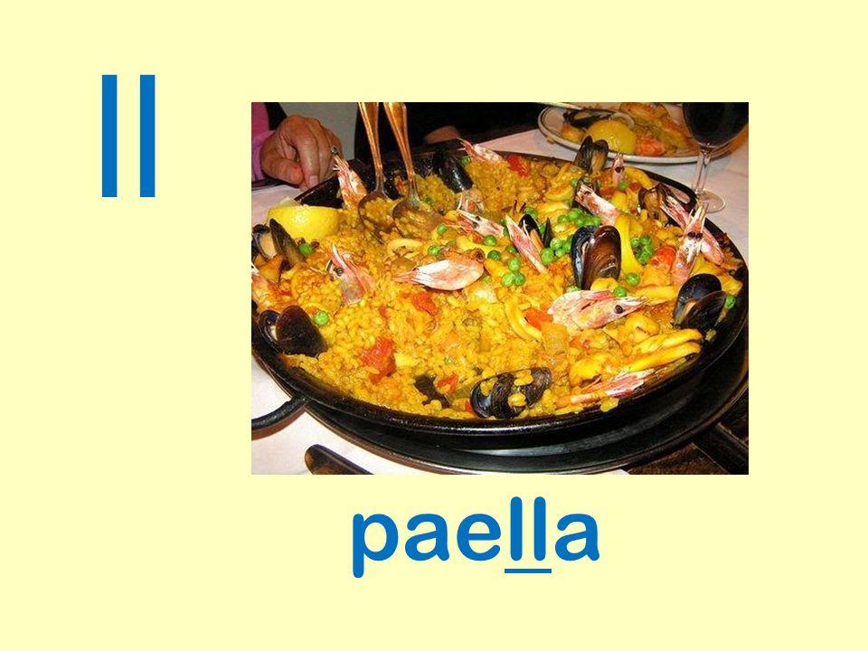 ll paella