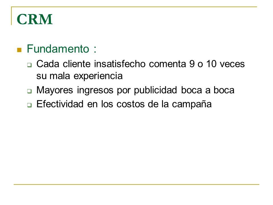 CRM PRINCIPALES MARCAS CONSONA CRM