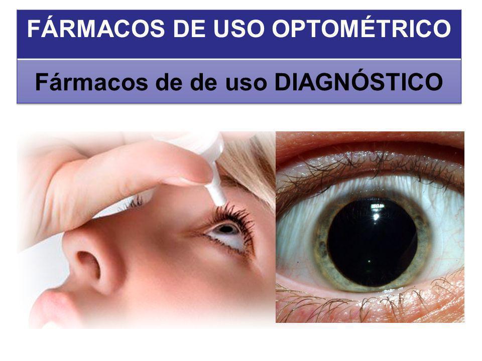 Similares a ciclopentolato Escozor, ardor transitorio Dermatitis y Blefaroconjuntivitis alérgica PIO Ataque agudo Glaucoma (AAG) Visión borrosa (cerca) Fotofobia