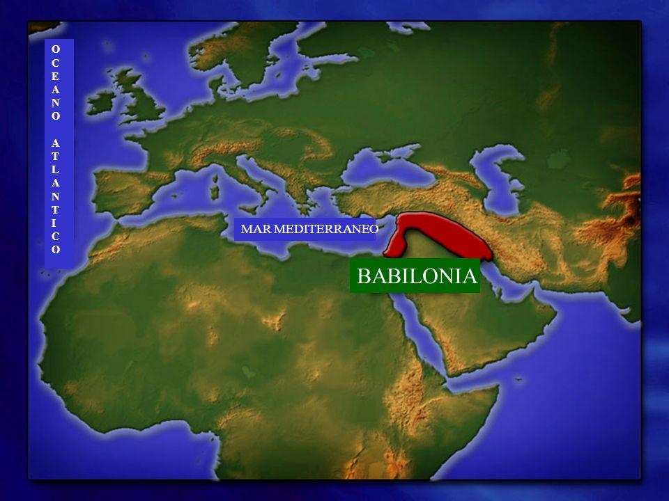 Babilonia El Templo de Marduk tenía 300 pies (91 metros) del alto, por fuera estaba cubierto con azulejo vidriado azul, Por dentro estaba enchapado en oro