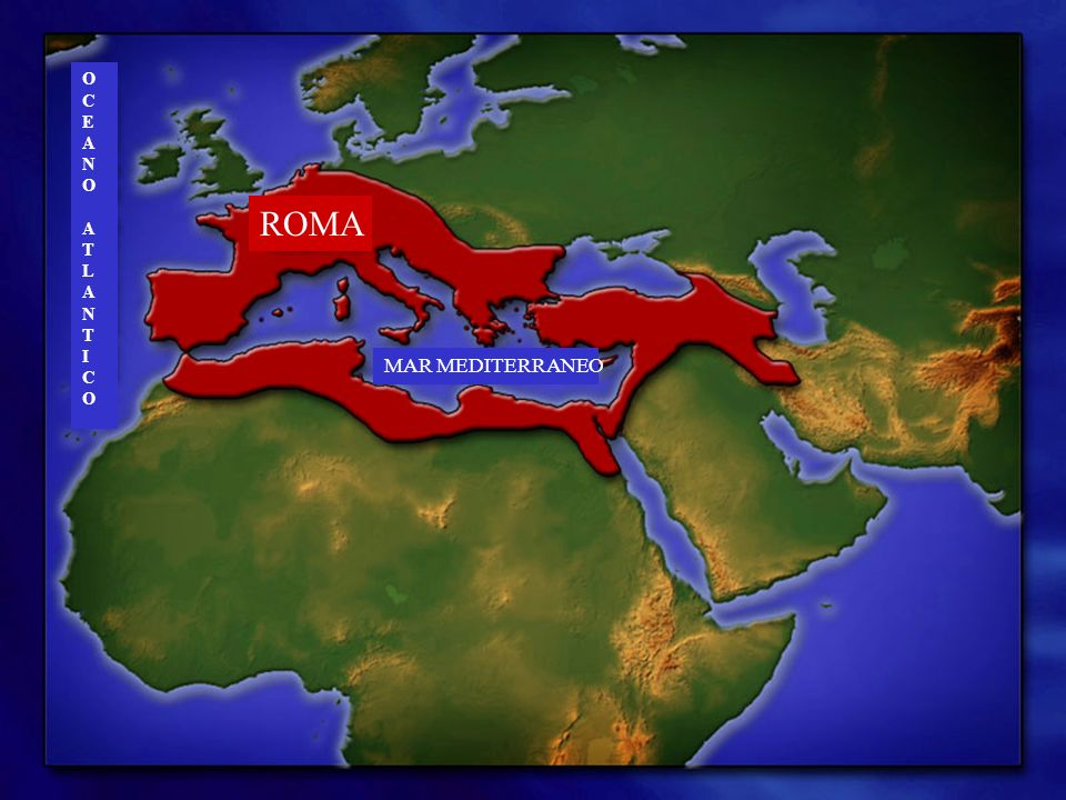 OCEANOATLANTICOOCEANOATLANTICO MAR MEDITERRANEO ROMA