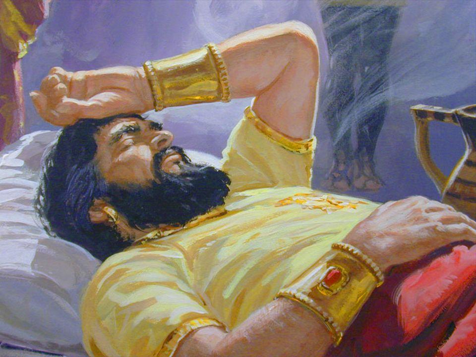 En el segundo año del reinado de Nabucodonosor, tuvo Nabucodonosor sueños,... (Daniel 2:1)