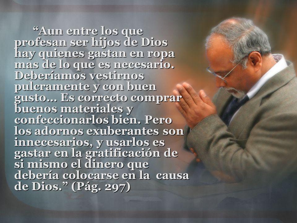 VEAMOS EL PRINCIPIO DEL AHORRO EN RELACIÓN CON EL SOSTENIMIENTO DE LA OBRA DE DIOS.