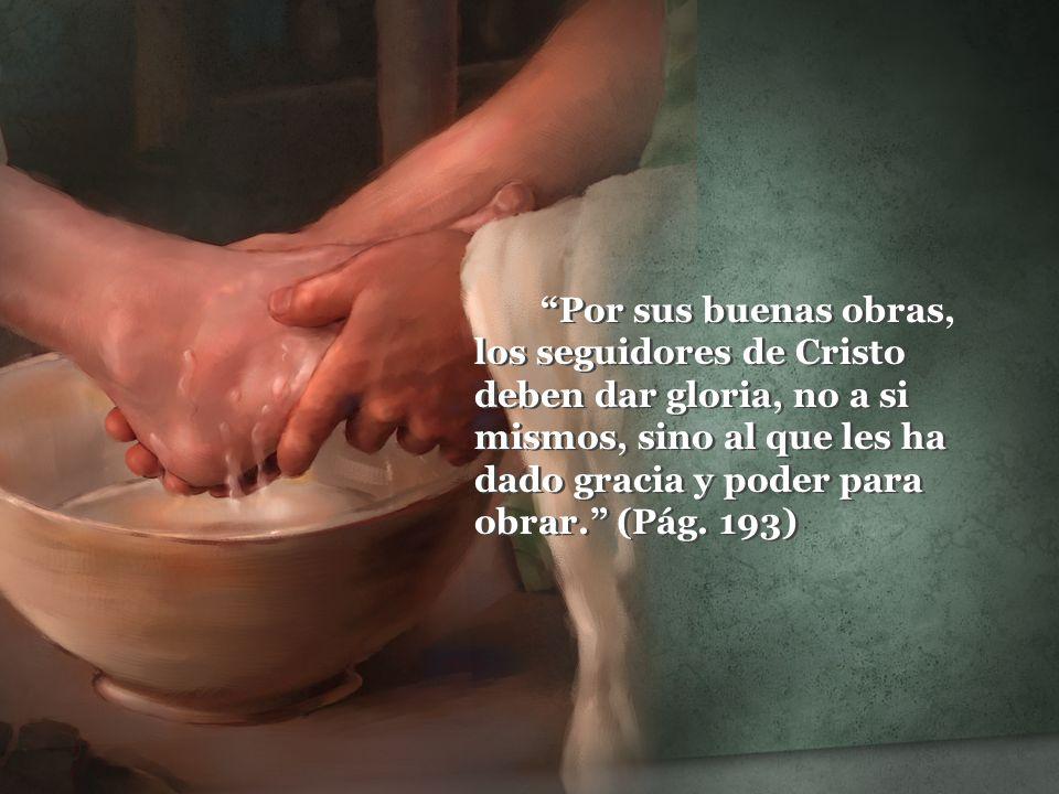 III.Para Dios el motivo por el que hacemos o damos algo es determinante.