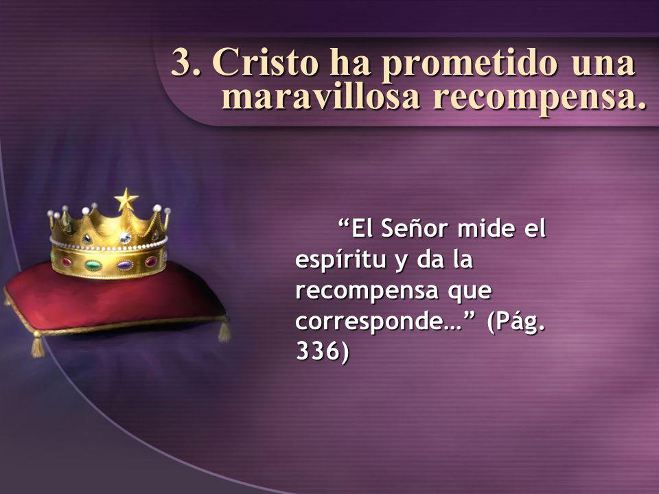 El Salvador dice repetidamente: Muchos primeros serán postreros, y postreros, primeros (S.