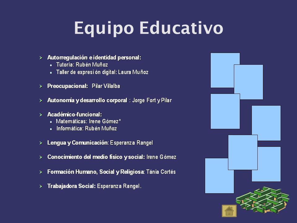 Equipo Educativo
