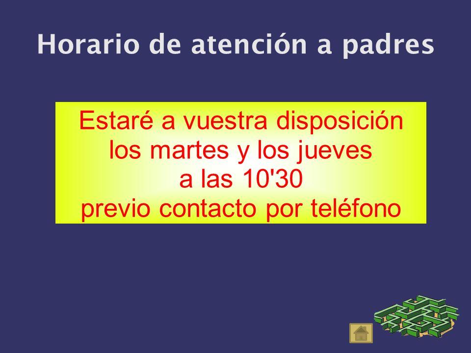 Contacto por la RED