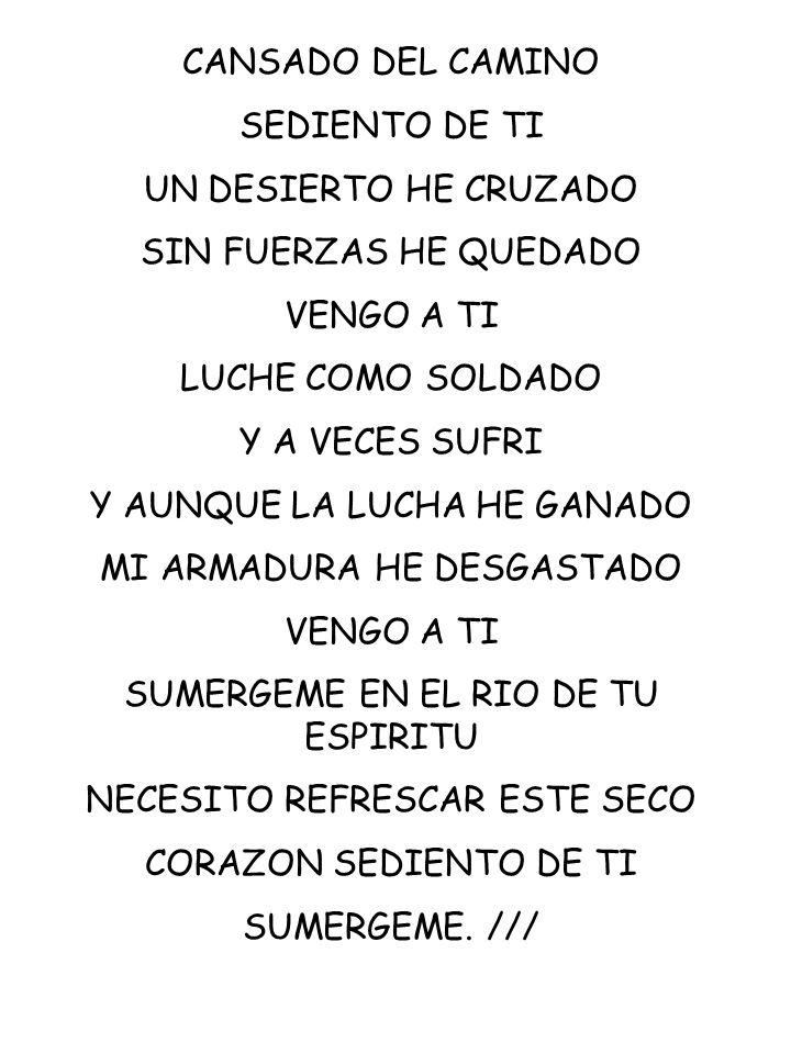 CUANDO SALI DEL PAGO LE DIJE ADIOS CON LA MANO // Y SE QUEDO MAMA VIEJA MUY TRISTE EN LA PUERTA DEL RANCHO// ELLA ME DIO EL PERMISO QUE YO PAGUE CON MIS BESOS //Y ENDERECE POR LA SENDA CON MI BAGAJE DE ENSUEÑOS// MAMA VIEJA YO LE CANTO DESDE AQUÍ ESTA ZAMBA QUE UNA VEZ LE PROMETI //ZAMBITA HICE LA PRIMAVERA PA QUE SE ACUERDE DE MI// AUNQUE YO ESTOY MUY LEJOS DEL PAGO DONDE HE NACIDO //LE JURO MI MAMA VIEJA QUE YO DE USTED NO ME OLVIDO// Y SE QUE POR LAS NOCHES DESDE UNA ESTRELLA ME MIRA //Y USTED SE FUE PARA EL CIELO Y MI ALMA LLORA Y SUSPIRA// MAMA VIEJA...