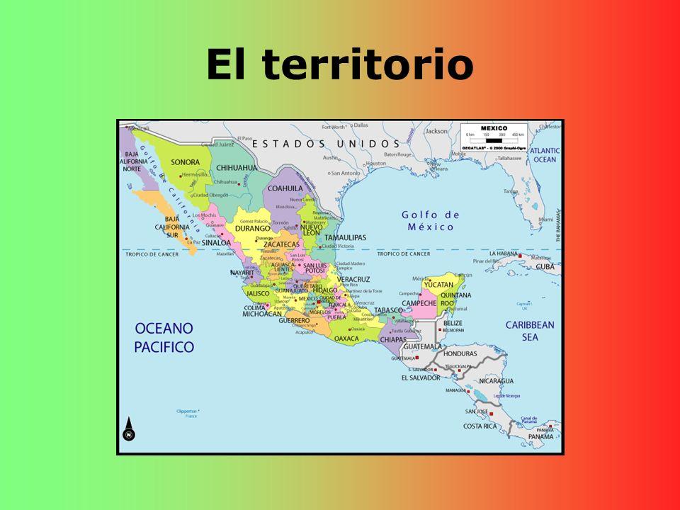 El territorio