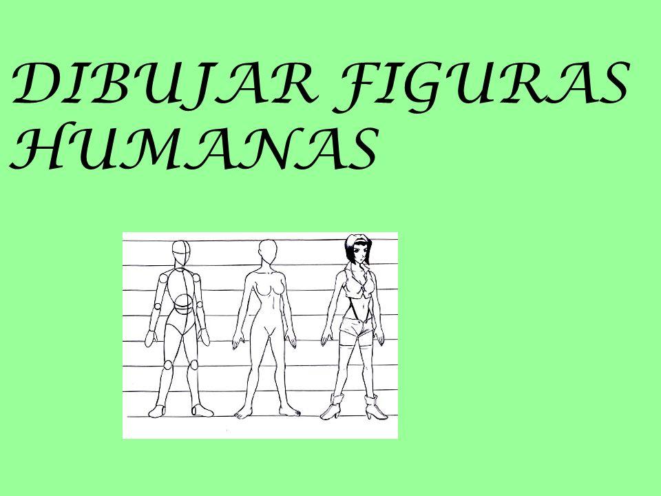 DIBUJAR FIGURAS HUMANAS
