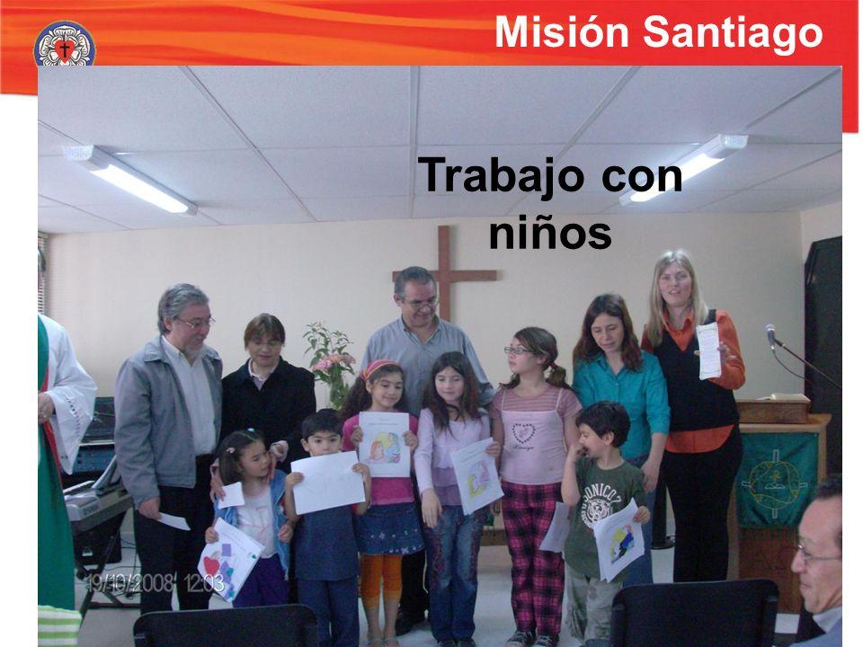Misión Santiago Retiro de Matrimonios Ofreciendo Folletos de ayuda en hospitales – Trabajo en Conjunto con Mejor vivir CPTLN Trabajo con niños