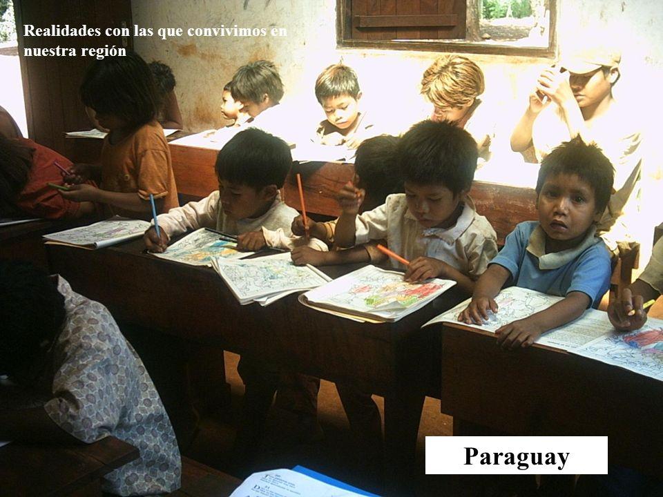 Paraguay Realidades con las que convivimos en nuestra región