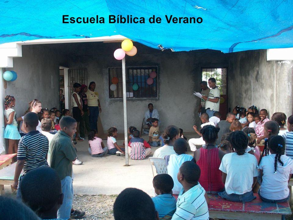 Escuela Bíblica de Verano