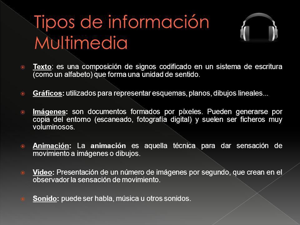 La transmisión multimedia puede darse a partir de un reproductor multimedia por dos vías diferentes: Analógica: toma infinitos valores sobre las varia