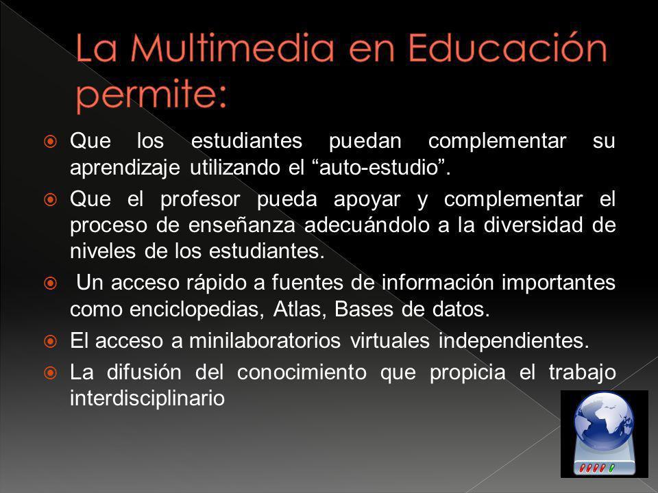 Educadores y alumnos no pueden limitarse a ser meros receptores de información. También son emisores. EL intercambio de experiencias entre profesional