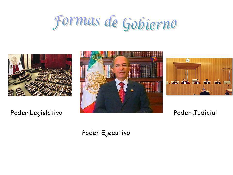 Poder Ejecutivo Poder JudicialPoder Legislativo