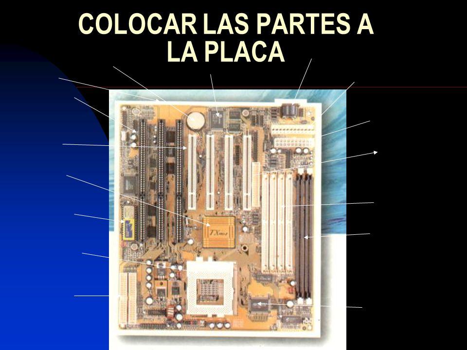 TIPOS DE PLACA BASE MAS COMUNES BABY AT ATX LPX