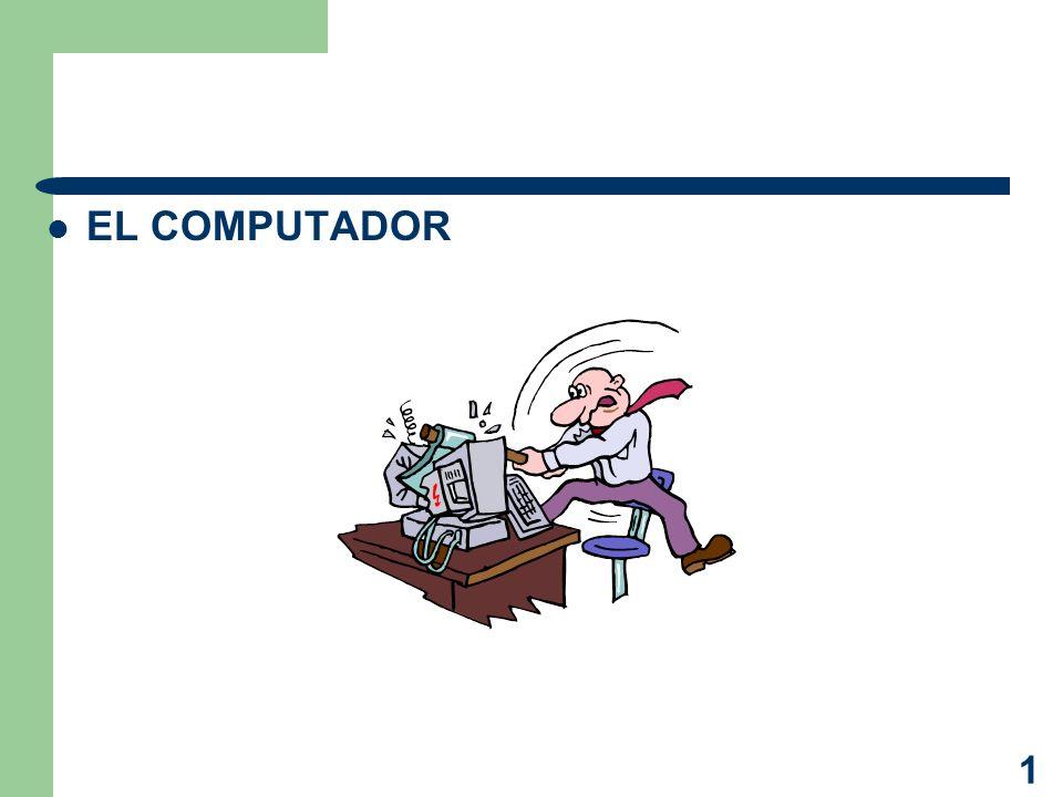 1 EL COMPUTADOR