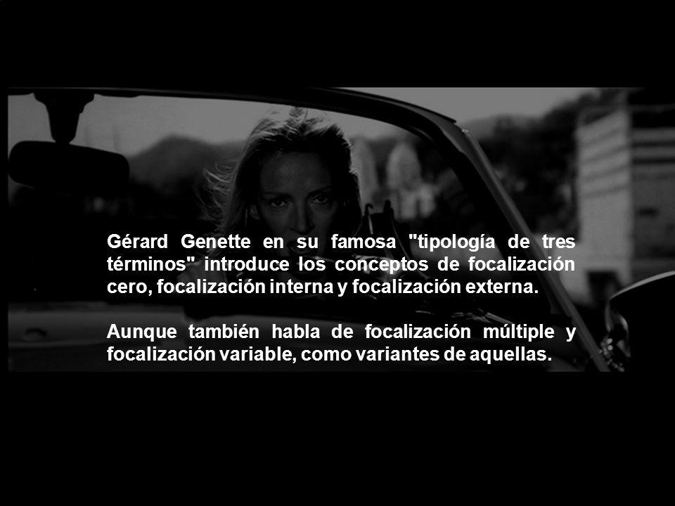 Gérard Genette en su famosa