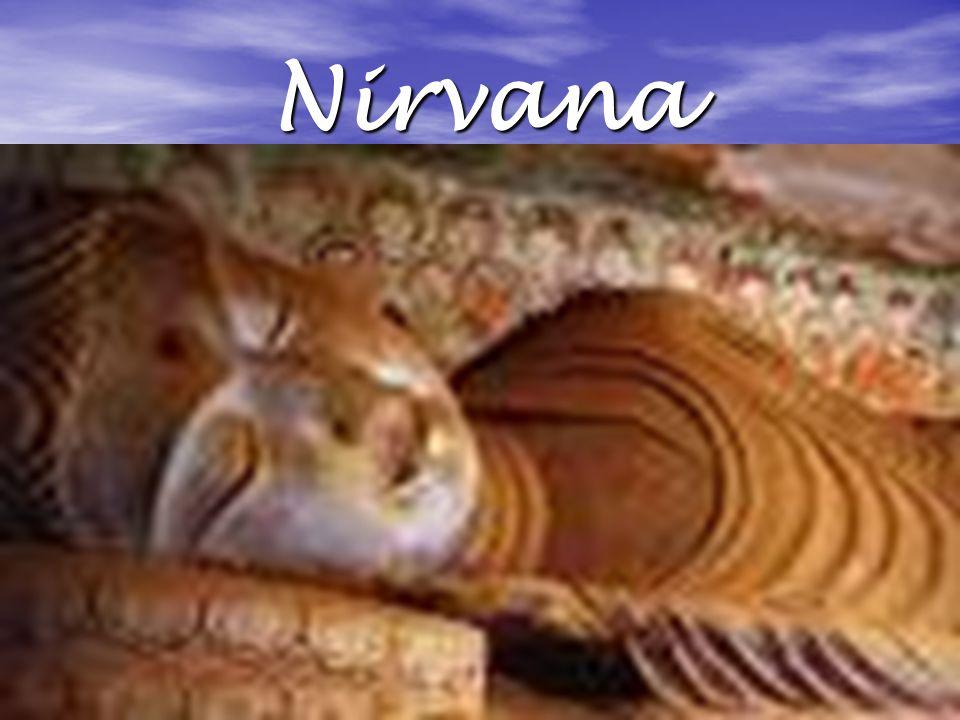 Discute lo que representa el Buda que duerme.