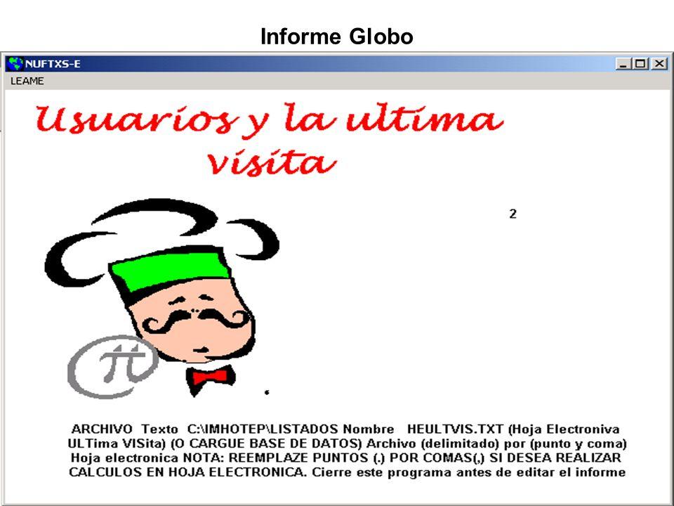 Informe Globo