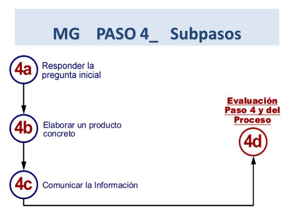 MG PASO 4_ Subpasos