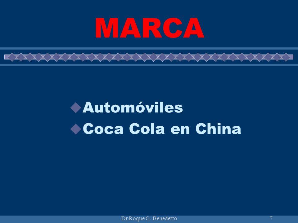 Dr Roque G. Benedetto7 MARCA Automóviles Coca Cola en China
