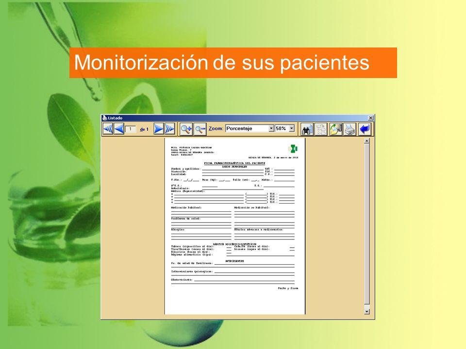 Desglose de IVA Cuadro resúmen mensual para cálculo de facturación