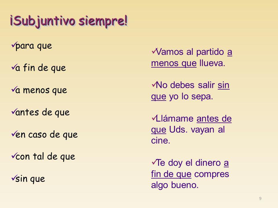 20 ¿Cómo se dicen estas frases en español.¿Cómo se dicen estas frases en español.