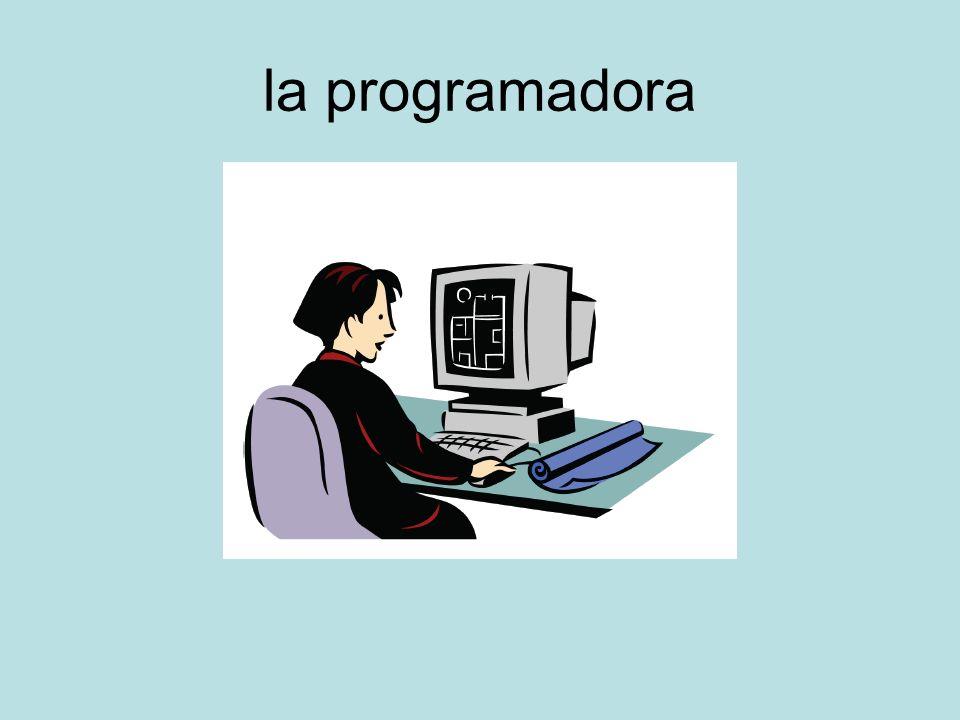 la programadora