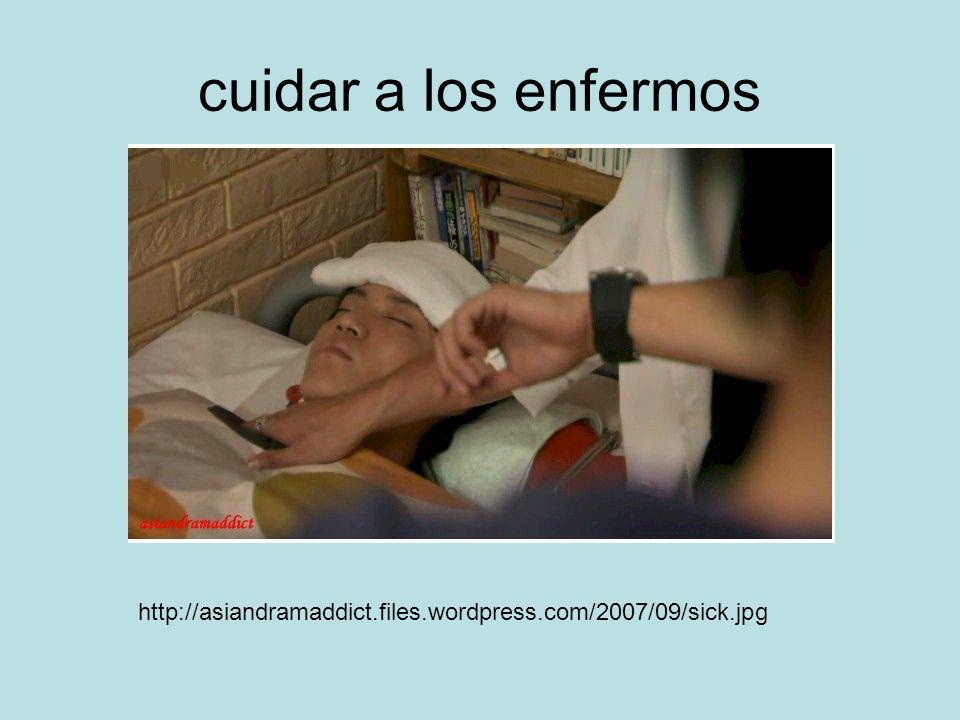 cuidar a los enfermos http://asiandramaddict.files.wordpress.com/2007/09/sick.jpg