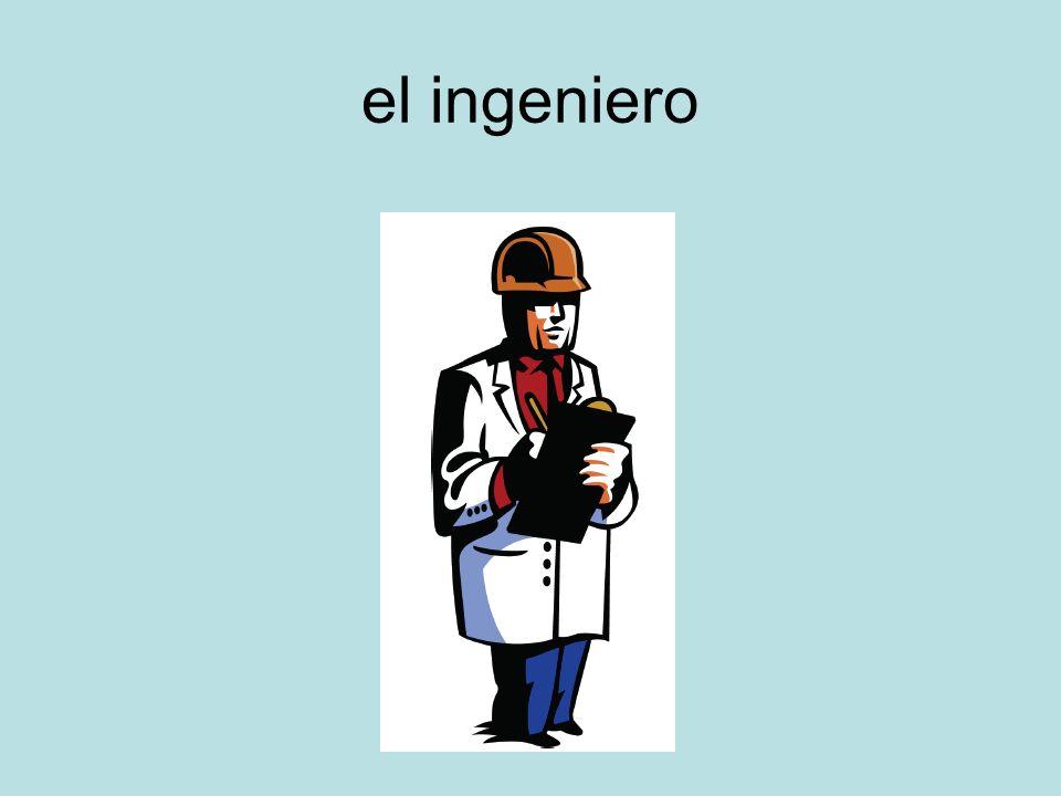 el ingeniero
