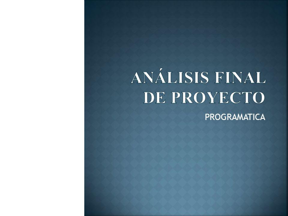 PROGRAMATICA Complete las tareas siguientes: 1.En la segunda diapositiva en blanco, inserte WordArt con el texto ¡Analízate!.