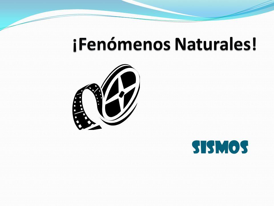 SISMOS Complete las tareas siguientes para modificar la presentación: 1.En la diapositiva dos, Reporte sismológico, inserte el diagrama de Excel denom